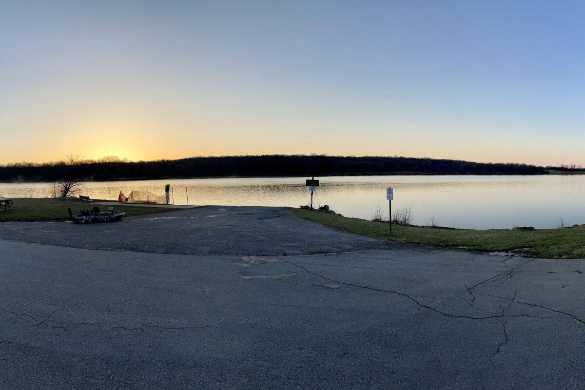 Watkins Mill Lake